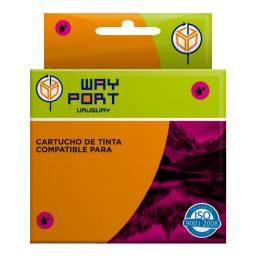 CARTUCHO WAYPORT HP 670 MAGENTA XL 14.6  ML