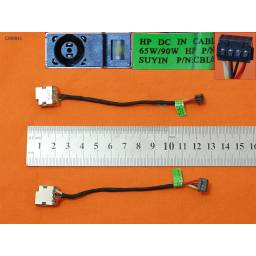 DC JACK POWER HP 240 G2 245 G2 250 G2 255 G2 FOR HP 15-D000