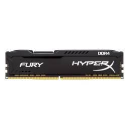 MEMORIA DDR4 8 GB KINGSTON HYPER X FURY HX426C16FB38  2666 MHZ