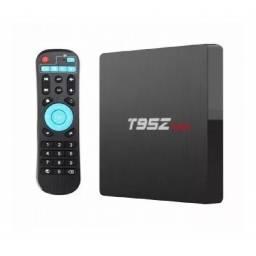 TV BOX PTV-T95MAX ANDROID 9.0 QUAD-CORE 1.5 GHZ 2GB 16GB 4K