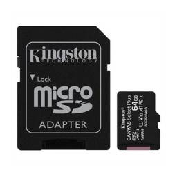 MEMORIA MICRO SD 64 GB KINGSTON CANVAS SELEC- SDCS264GB