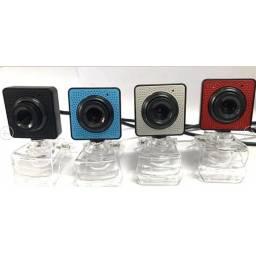 Camara web con microfono