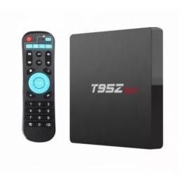 TV BOX PTV-T95MAX ANDROID 9.0 QUAD-CORE 1.5 GHZ 4GB -32GB 4K