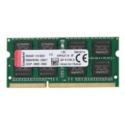 MEMORIA SODIMM 8GB DDR3L KINGSTON KVR16LS11/8 1600 MHZ