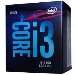 MICRO INTEL I3-9100 BOX 1151