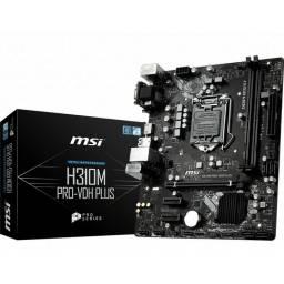 MOTHER INTEL MSI H310M PRO-VDH PLUS  -1151