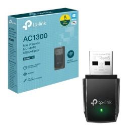 TARJETA RED USB TP-LINK ARCHER T3U NANO DUAL BAND AC1300