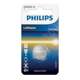 PILA MOTHER CR2032 PHILIPS UNIDAD