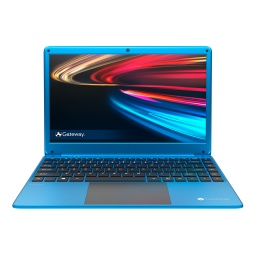 NOTEBOOK GATEWAY INTEL N3350 4GB64GB120 GB M214.1W10 - AZUL