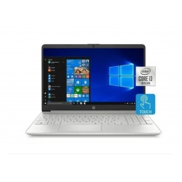 NOTEBOOK HP 15-DY1032WM  CORE I3 1005G1  8 GB  SSD 256 GB 15.6 TOUCH WIN 10 -REF