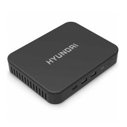 MINI PC HYUNDAI HTN4000MPC CELERON N4000  4GB  64 GB  WIN10 PRO