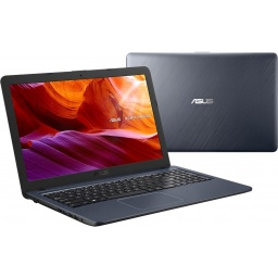 Notebook Asus Core i3 2.4Ghz, 4GB, 128GB SSD, 15.6 FHD, Win 10