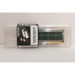 MEMORIA SODIMM 8GB DDR3L PATRIOT SIGNATURE- 1600 MHZ