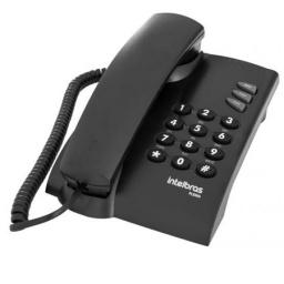 TELEFONO PLENO - NEGRO INTELBRAS