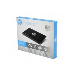 """DISCO SOLIDO SSD HP S700 2.5"""" 500 GB"""