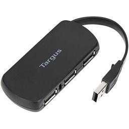 HUB USB TARGUS  ACH114US 4 PUERTOS USB 2.0