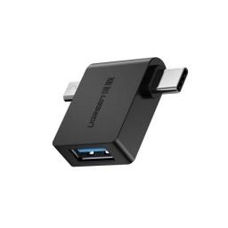 ADAPTADOR OTG UGREEN Tipo C / Micro USB