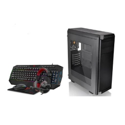 Equipo Amd Athlon 3000g  8gb  Sdd 240 GB  Combo perifericos