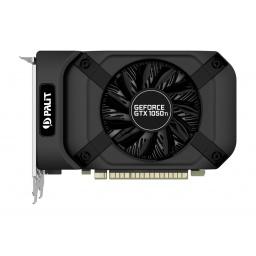 TARJETA DE VIDEO PALIT GEFORCE GTX 1050 TI 4GB DDR5